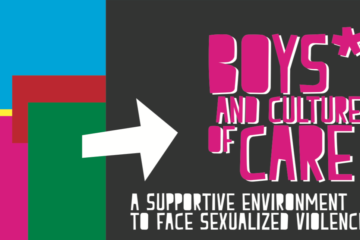 Culture of Care. A supportive environment to face sexualised violence.